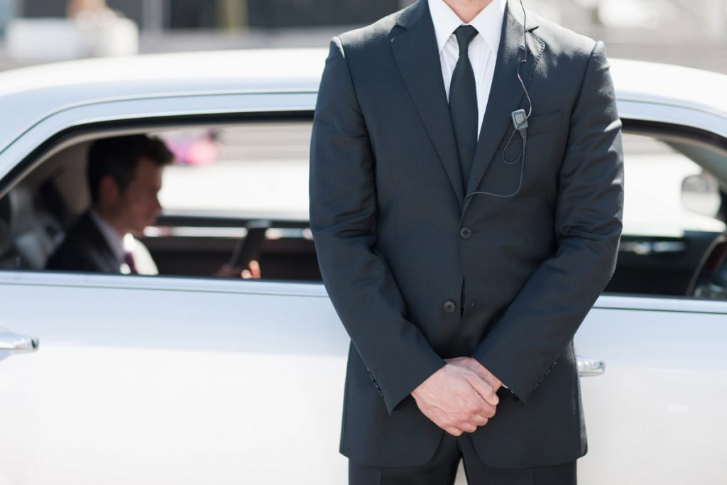 personal security services in oklahoma